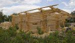 Деревянный каркас в строительстве