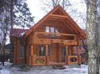 Деревянные дома из клееного бруса: технология и преимущества
