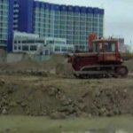 Бульдозер - трактор ДТ-75