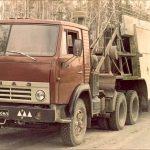 Седельный тягач КамАЗ 5410