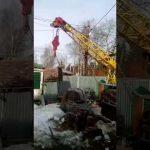 Автокран СМК-10 МАЗ-5334