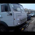 Грузовой автомобиль КамАЗ 5320