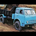 Самосвал МАЗ-5549