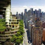 Небоскреб-лестница: необычная архитектурная концепция