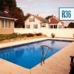 Какой тип бассейна лучше выбрать: из стекловолокна, бетонный или виниловый?
